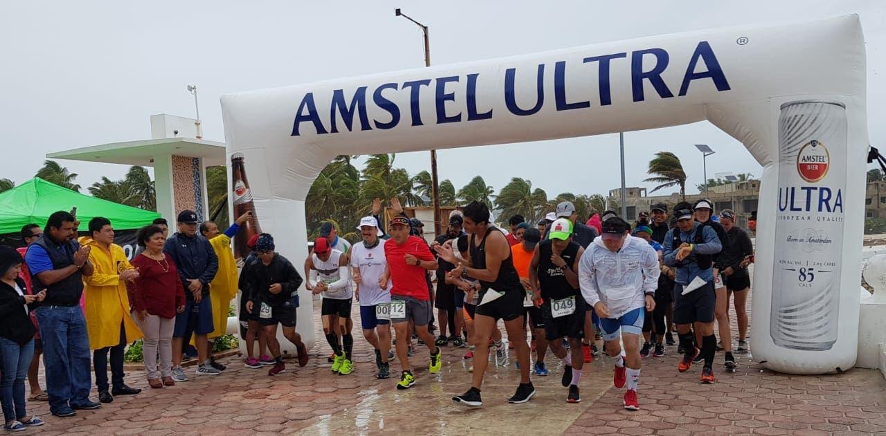 Ultramaratón Isla Mujeres 3