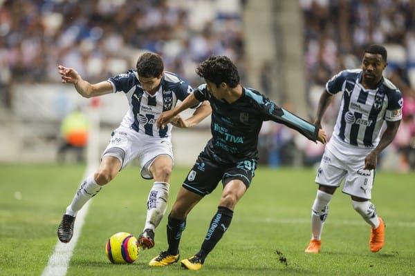 Liga MX: Ve en vivo Querétaro vs Monterrey en la Jornada 3 del Clausura 2019
