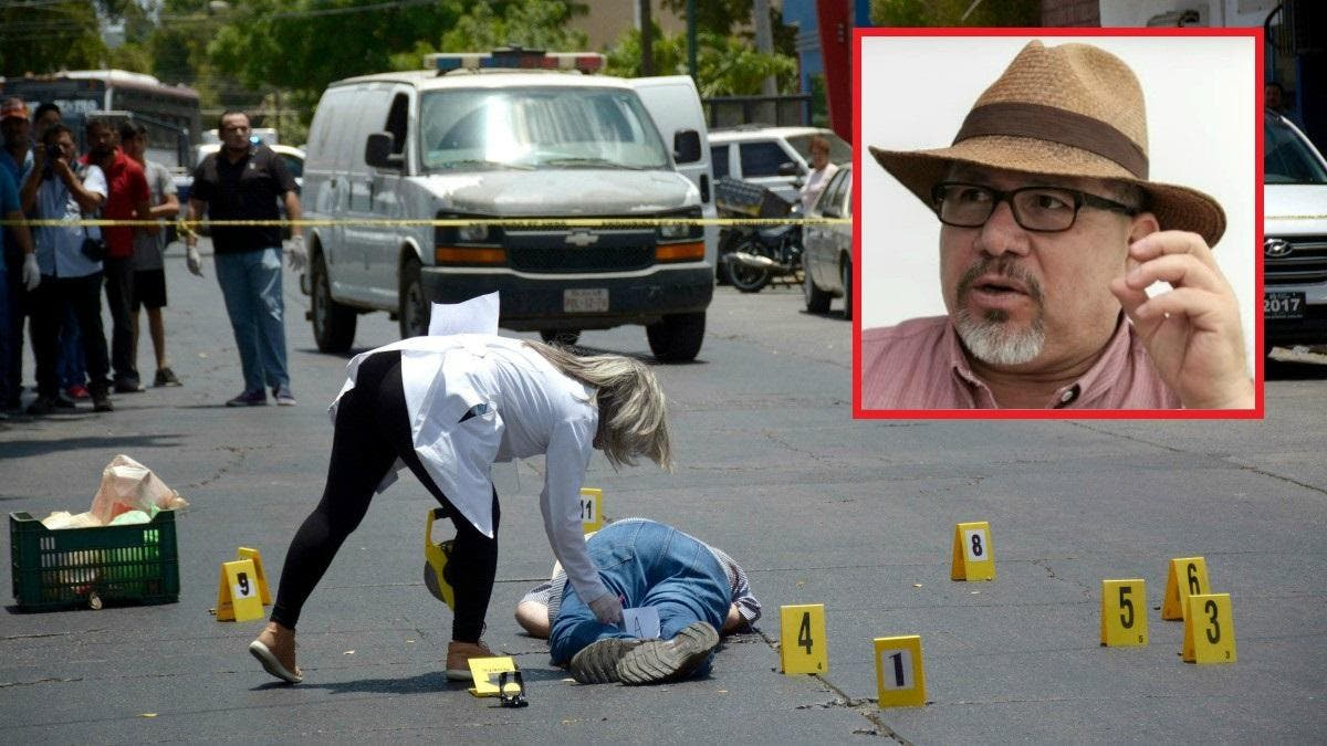 Ordenaron hijos del Chapo crimen de periodista: Dámaso López