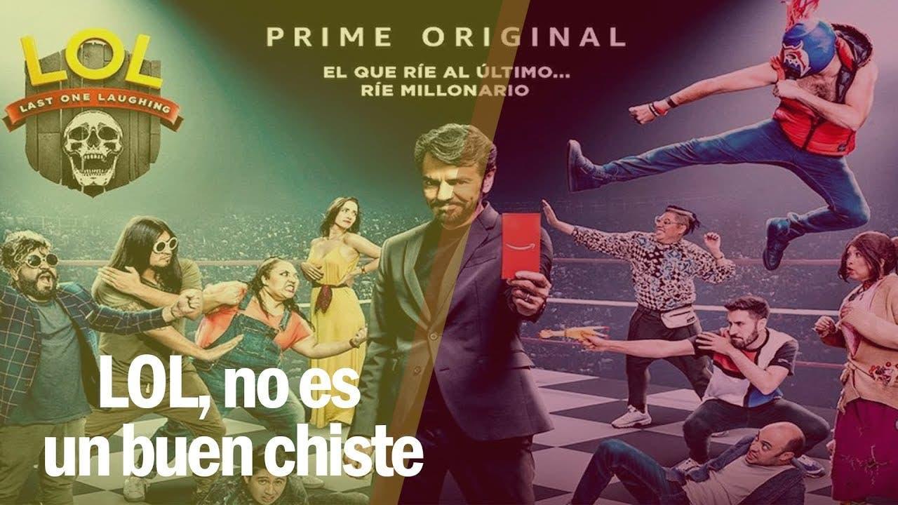 """Recibe fuertes críticas el reality show de comedia """"LOL"""" y Eugenio Derbez por no causar gracia"""