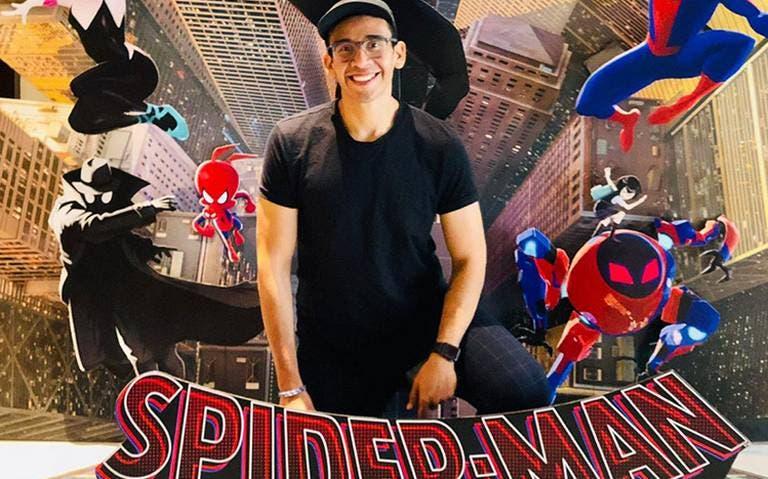 Conoce al mexicano que está por ganar un Oscar 2019 por Spiderman Un Nuevo Universo