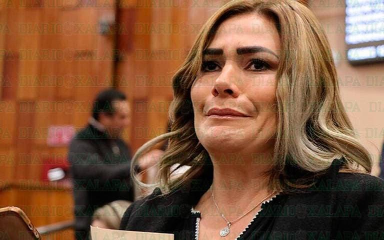 Video: Provoca Diputada panista riña en Congreso de Veracruz