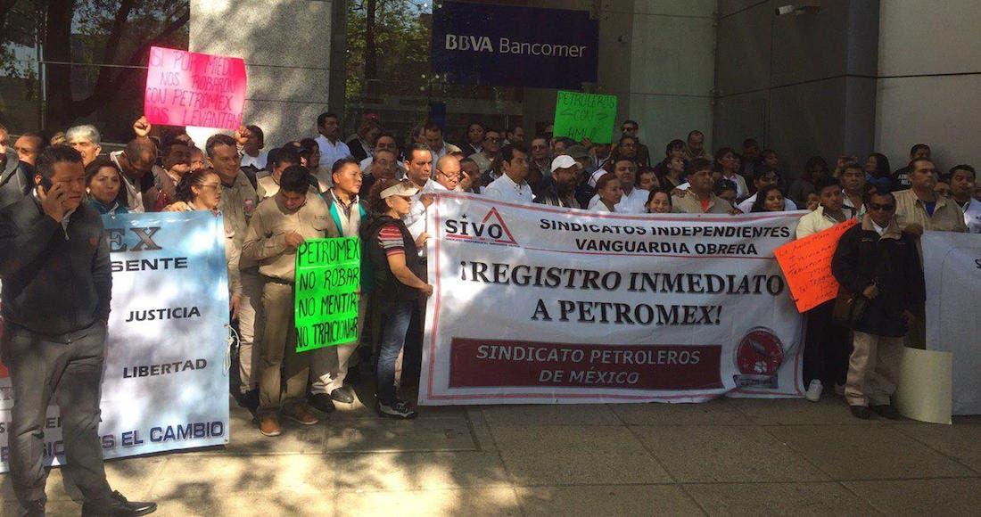 Inicia Petromex batalla legal para derrocar a Romero Deschamps