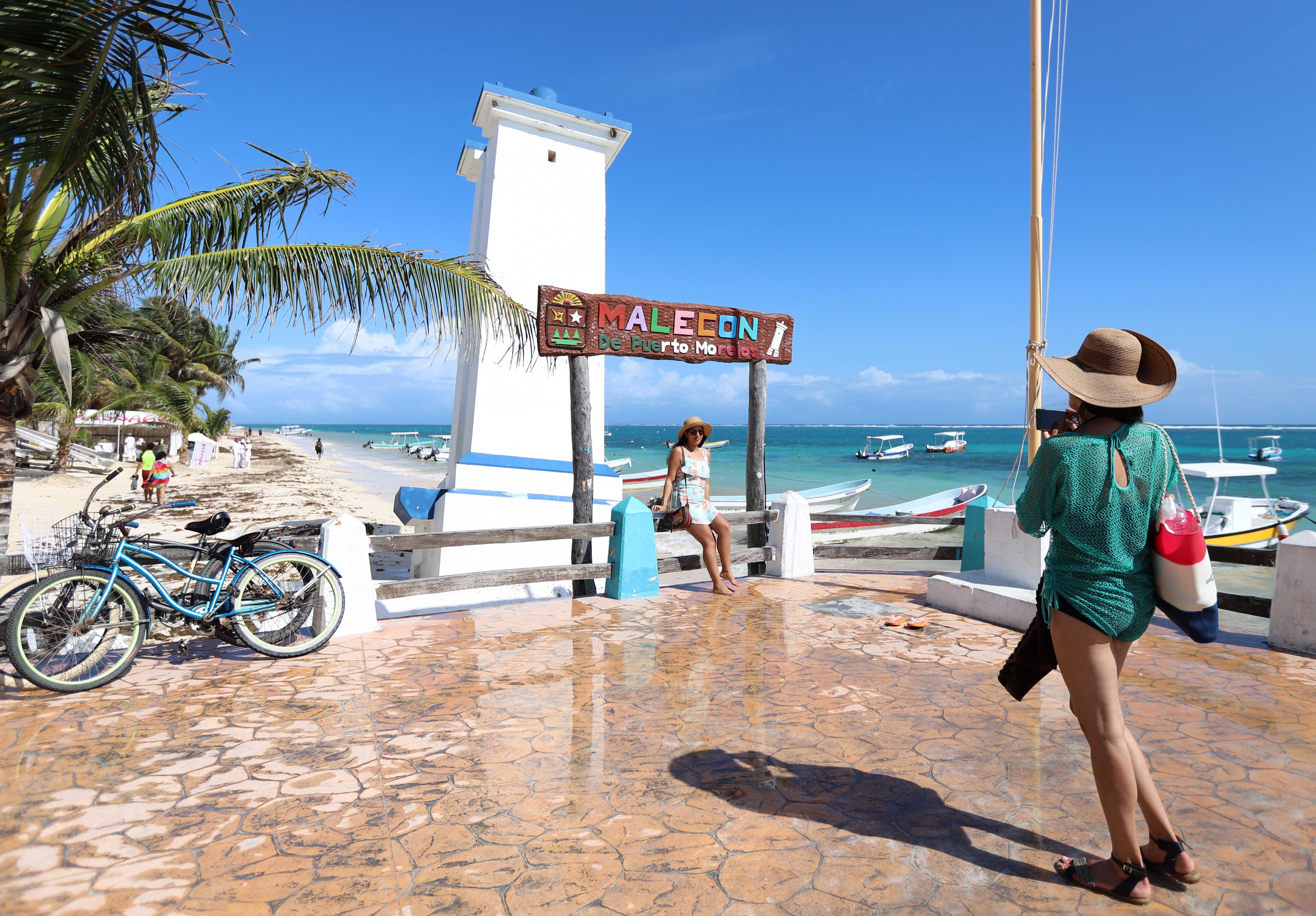 Puerto Morelos triunfa en la FITUR 2019