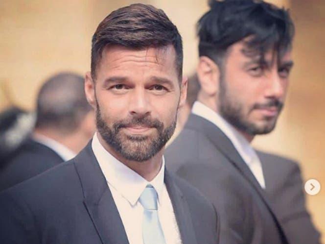 Ricky Martin adopta una niña ahora tiene tres hijos en su familia