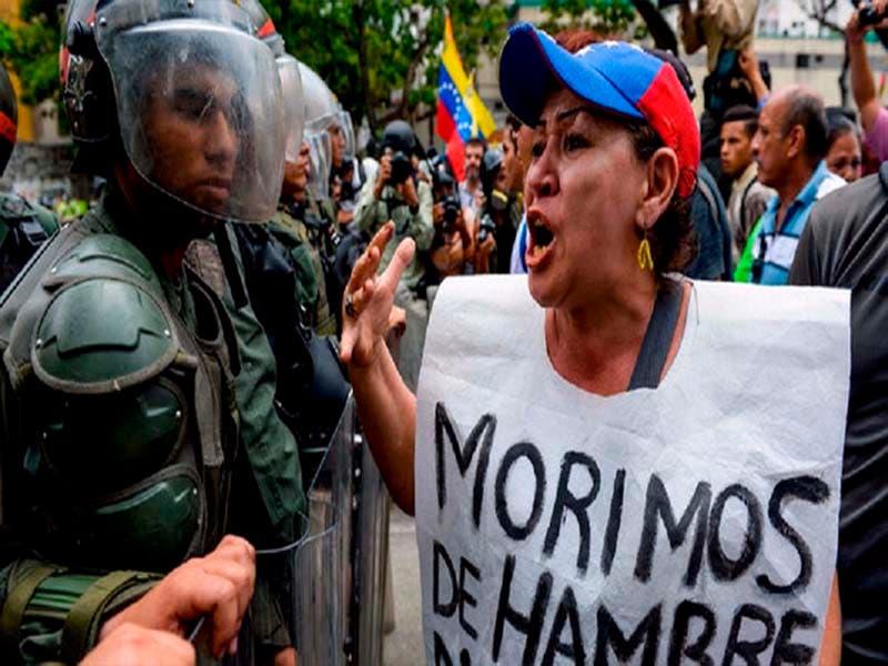 Nicolás Maduro acepta la propuesta de México para solucionar los problemas de Venezuela