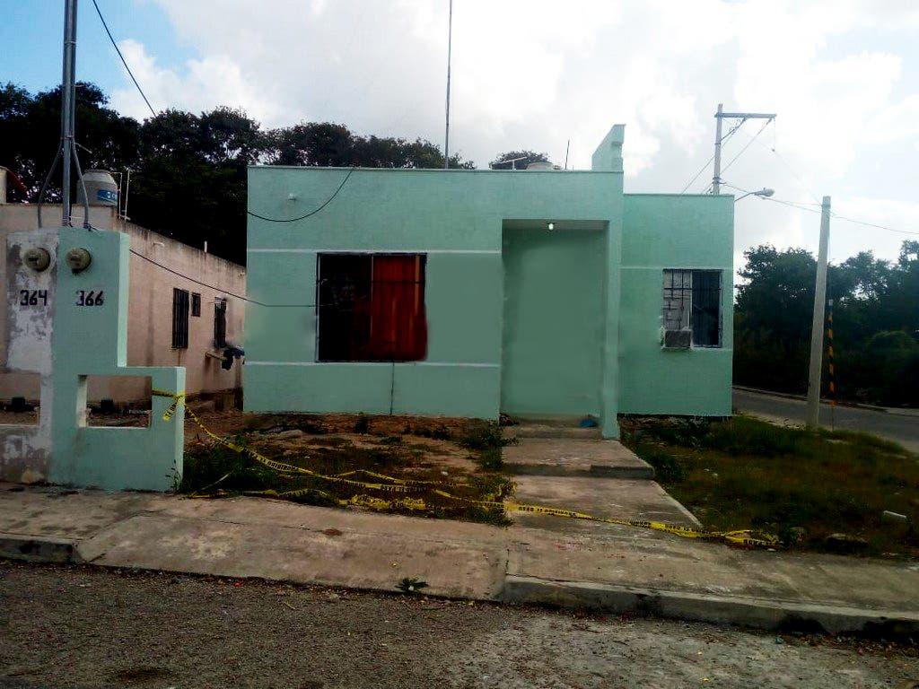 Primer asesinato del año en Yucatán; hay tres detenidos