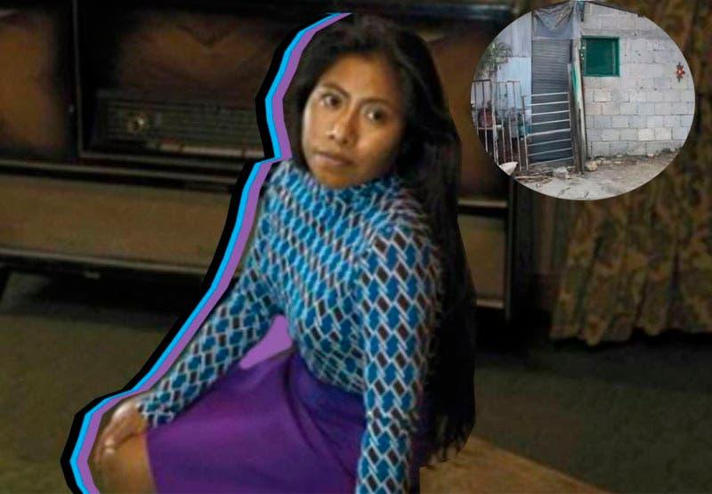 Vídeo: Sorprendente revelación de la humilde casa de Yalitza Aparicio