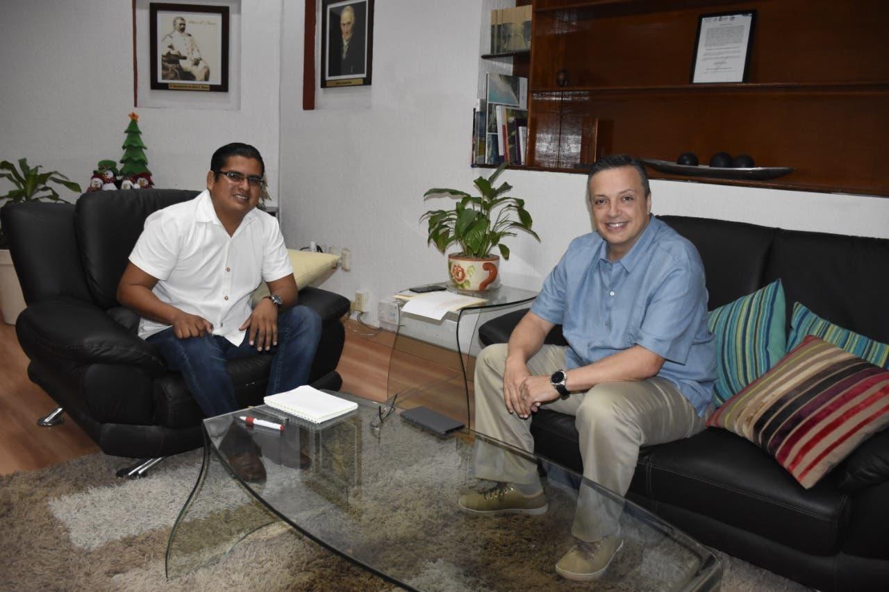Destaca Luis Alegre oportunidad de desarrollo del sur de Quintana Roo