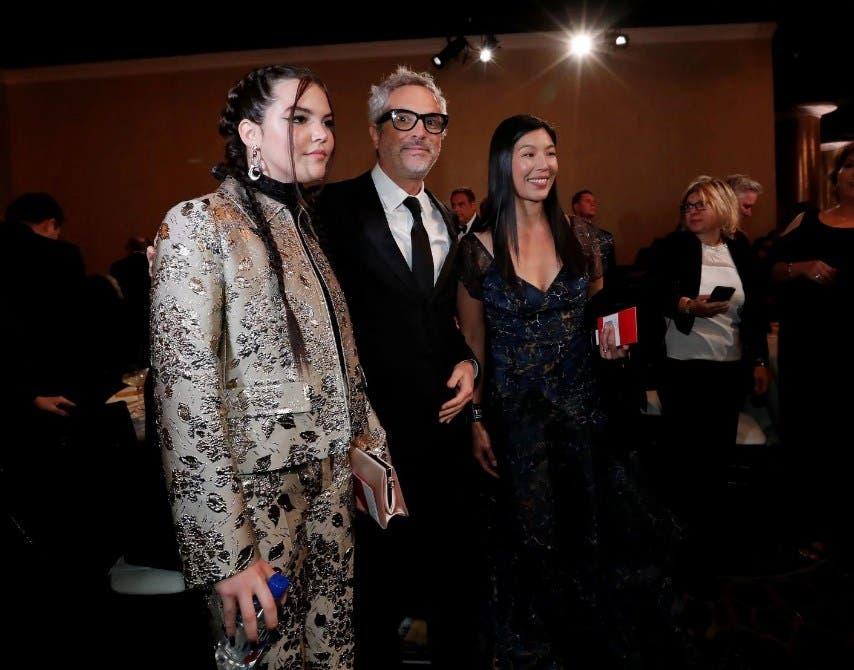 Roma: Bu hija de Alfonso Cuarón se lanza como cantante en disco de la película