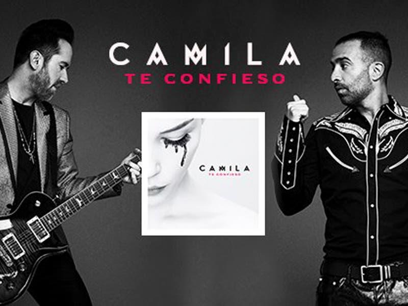 """Camila da un adelanto de su nuevo video y sencillo """"Te Confieso"""""""