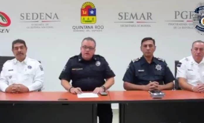 VÍDEO: Secretario Estatal pide apoyo para encontrar a responsables del ataque en la fiesta de la 219 #Cancún