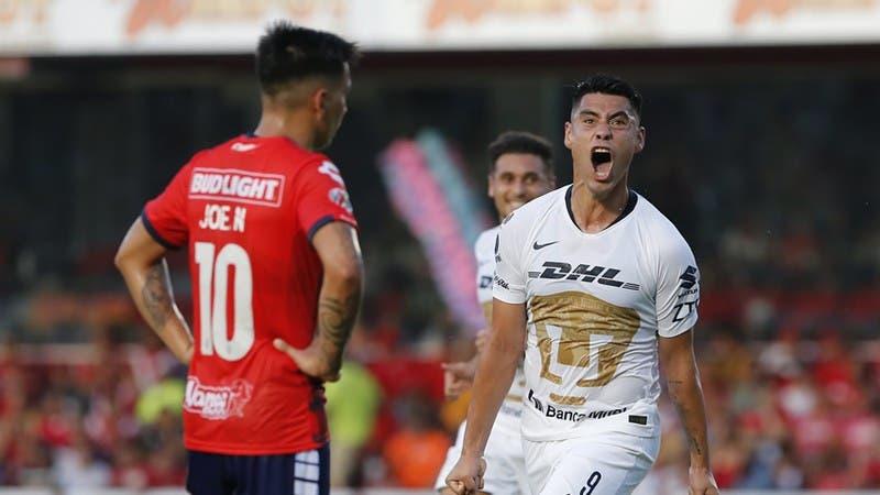 Liga MX: Ve en vivo Pumas vs Veracruz Jornada 1 Clausura 2019