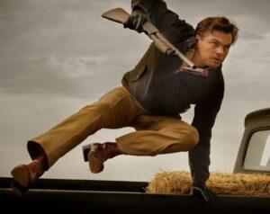 Leonardo Di Caprio es Rick Dalton en Once Upon a Time in Hollywood