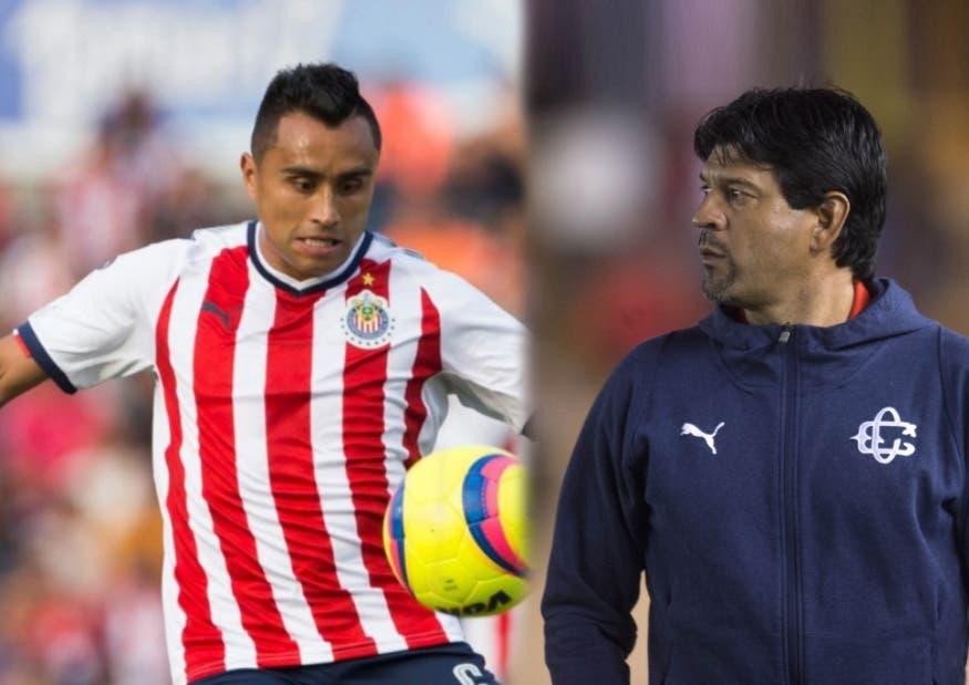 Liga MX: De nueva cuenta, Edwin Hernández arremete contra Cardozo