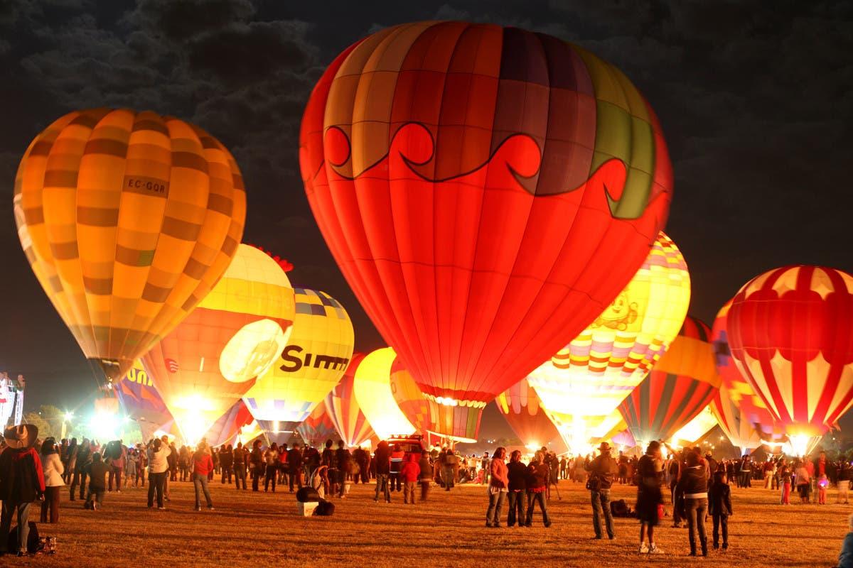 El Festival del Globo llega a Cancún