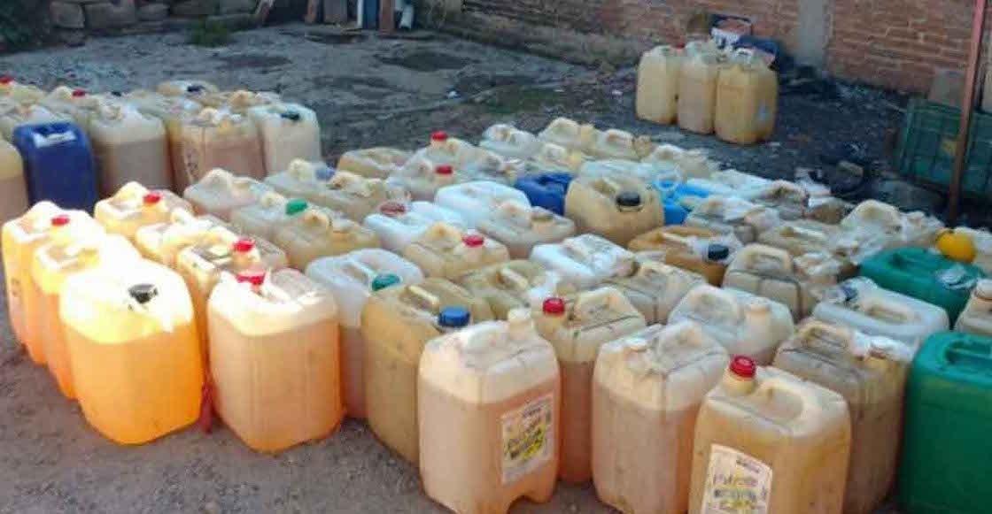 Encuentran toma clandestina de PEMEX en Yucatán