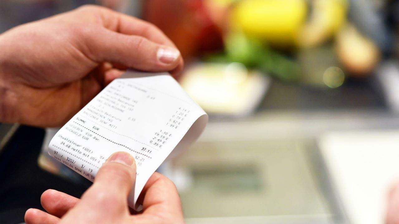 Los tickets de compra te podrían provocar cáncer