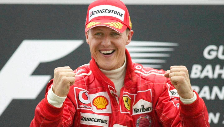 Michael Schumacher cumple 50 años de vida
