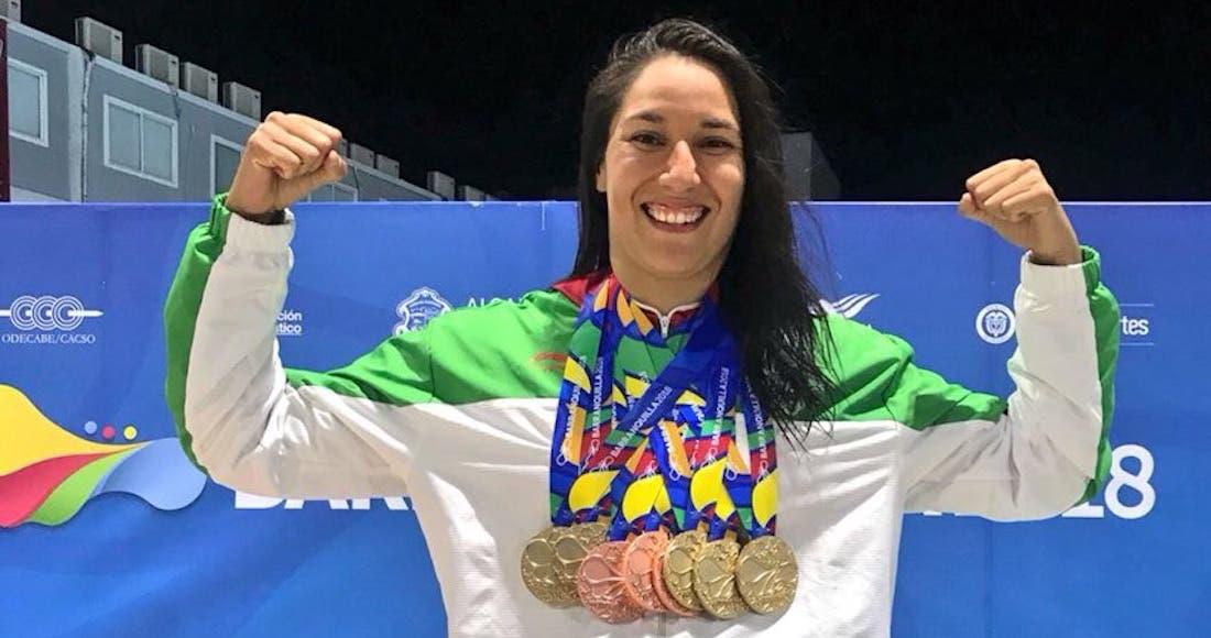 Liliana Ibáñez quiere llegar a Tokio 2020