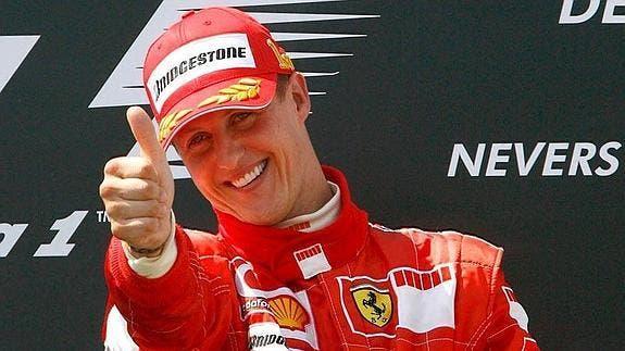 Las felicitaciones de Michael Schumacher por su cumpleaños 50