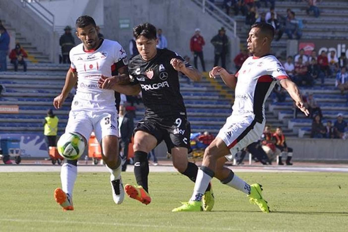 Liga MX: Necaxa derrota a los Lobos BUAP en la Jornada 3 del Clausura 2019
