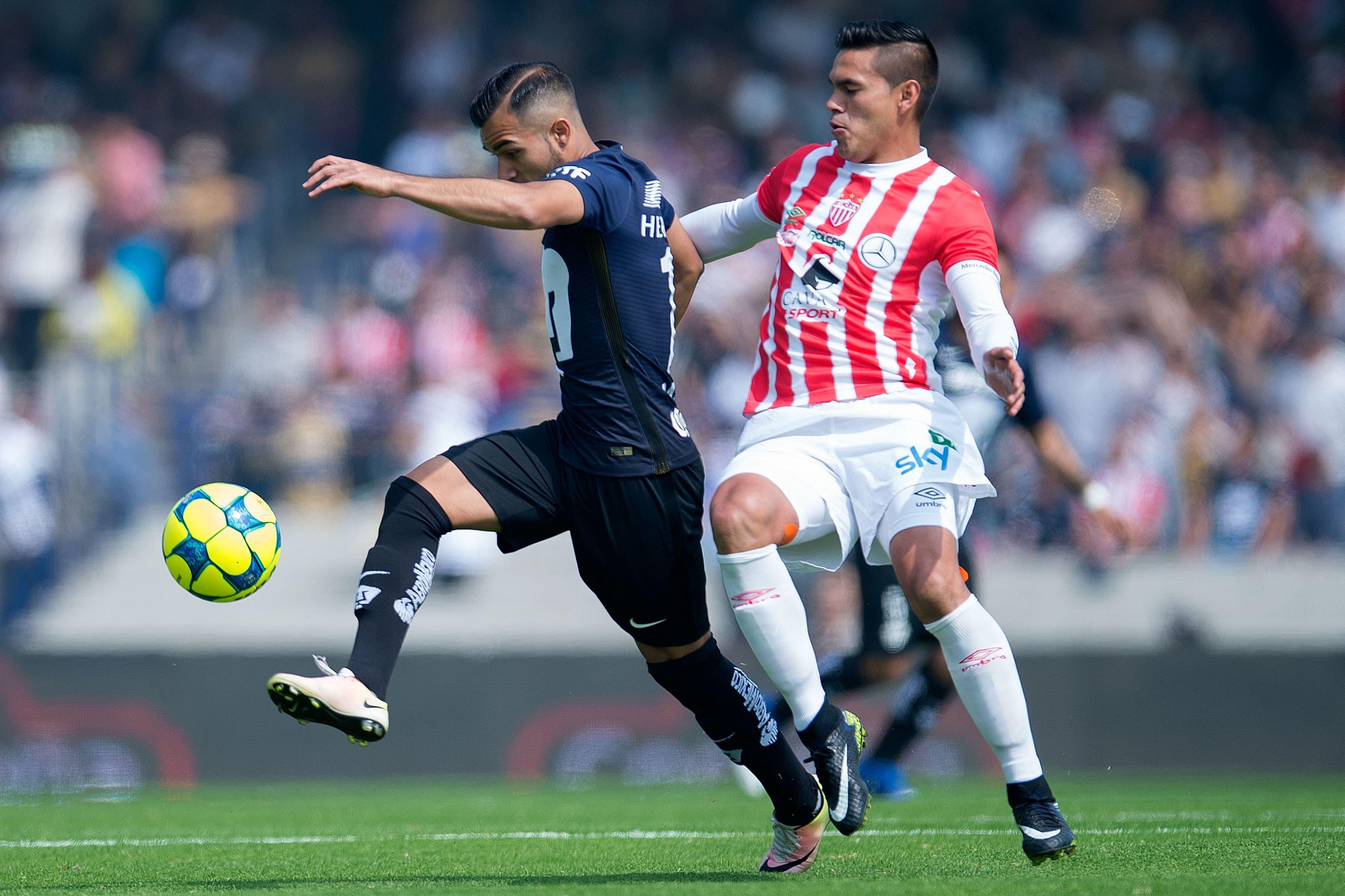Liga MX: Ver en vivo Necaxa vs Pumas en la Jornada 2 del Clausura 2019