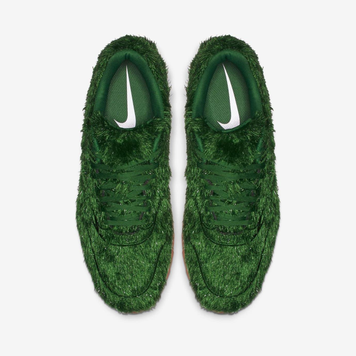 Nike estrenaría modelo 'Grass', diseñado para golfistas