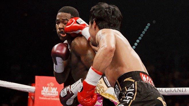 Manny Pacquiao derrota a Adrien Broner por decisión unánime