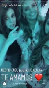 Angélica Rivera echa bailongo con sus hijas en una fiesta y se viraliza en Instagram