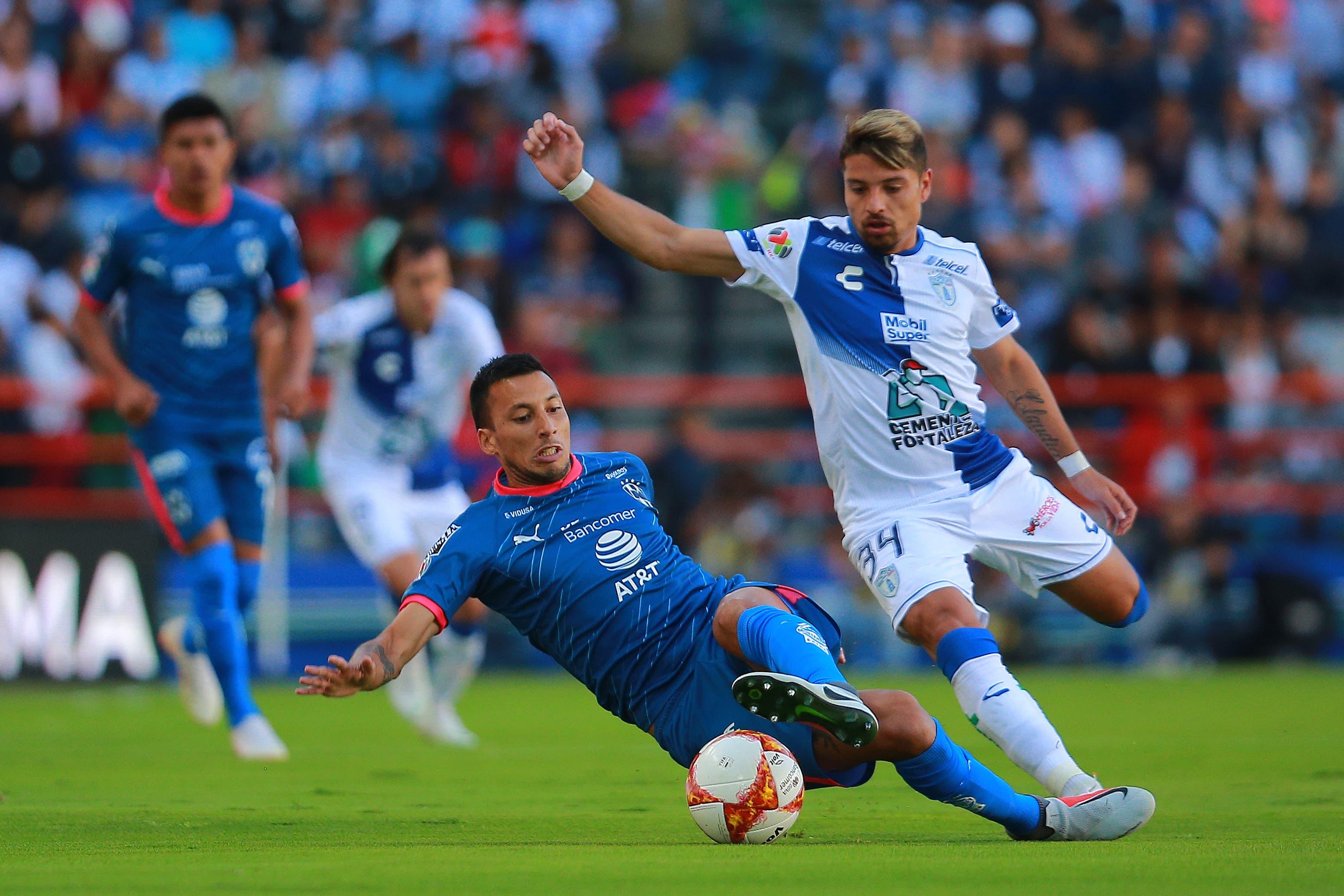 Liga MX: Ve en vivo Monterrey vs Pachuca Jornada 1 Clausura 2019