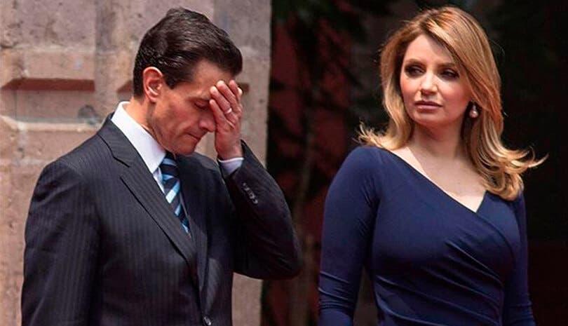 """Angélica Rivera estrena nueva """"Casa Blanca"""" en los Ángeles"""