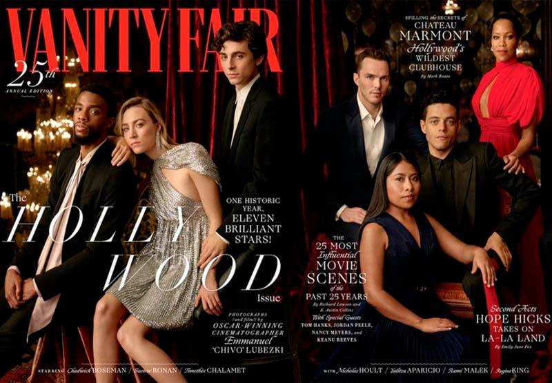 Yalitza Aparicio: Causa sensación en redes sociales al ser portada de revista Vanity Fair