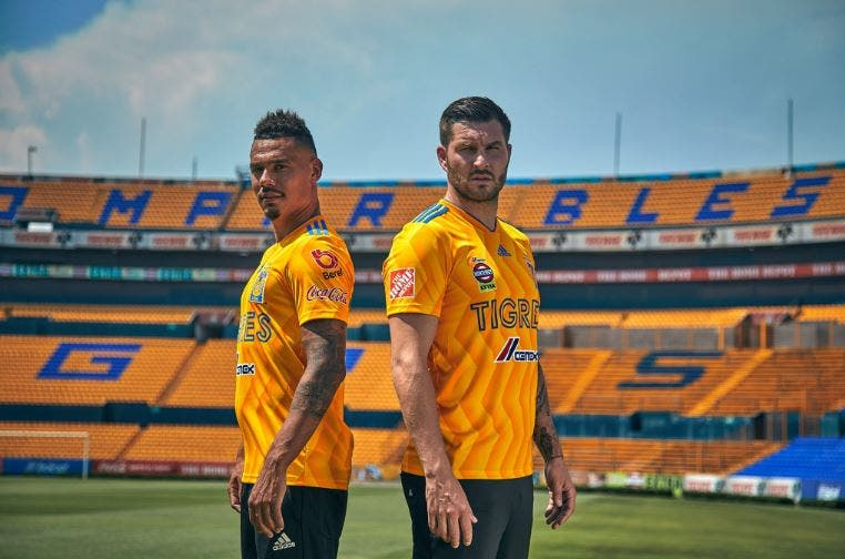 Liga MX: Tigres presenta su tercer uniforme para el Clausura 2019