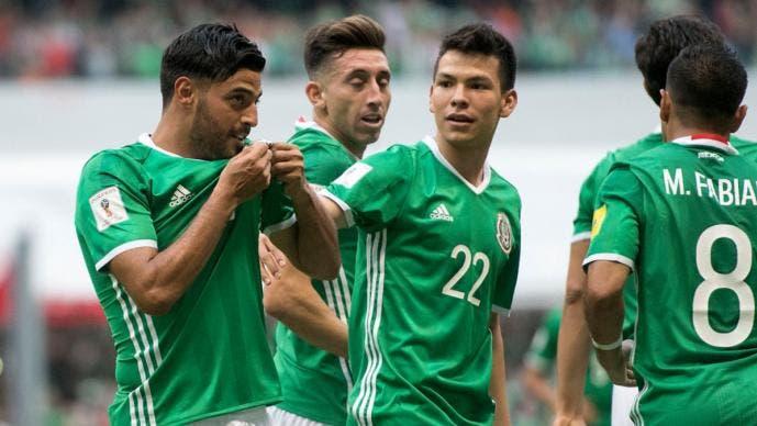 México confirma amistosos en contra de Chile y Paraguay