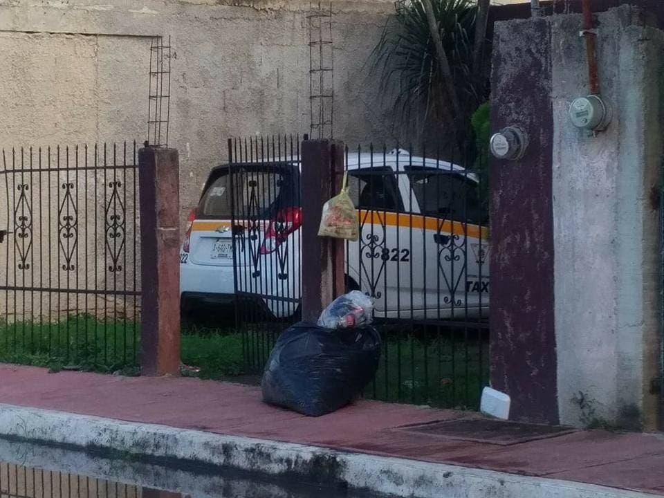 Exoneran a taxista que macheteó a motociclista