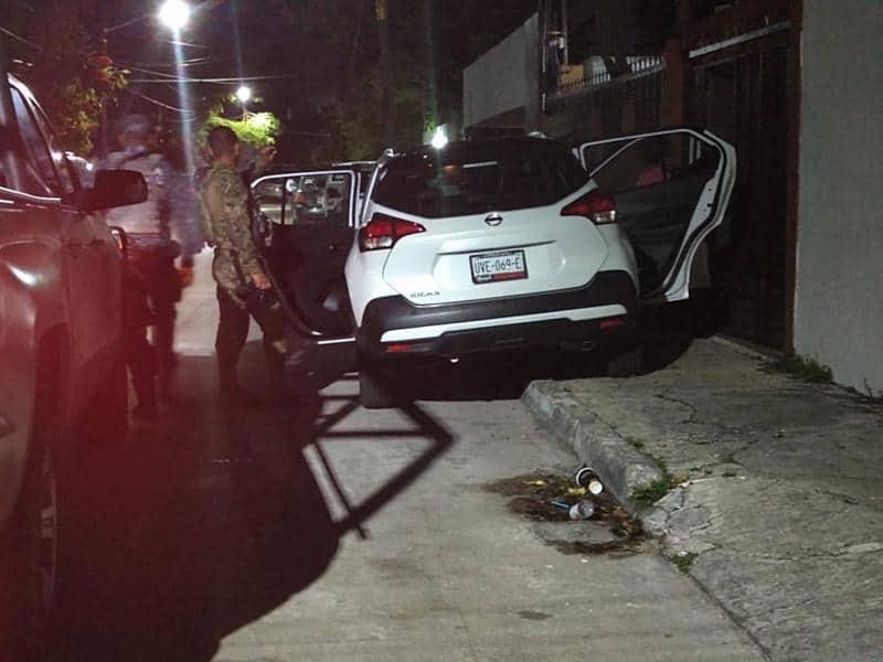 Detienen a presunto ladrón de autos en Cancún