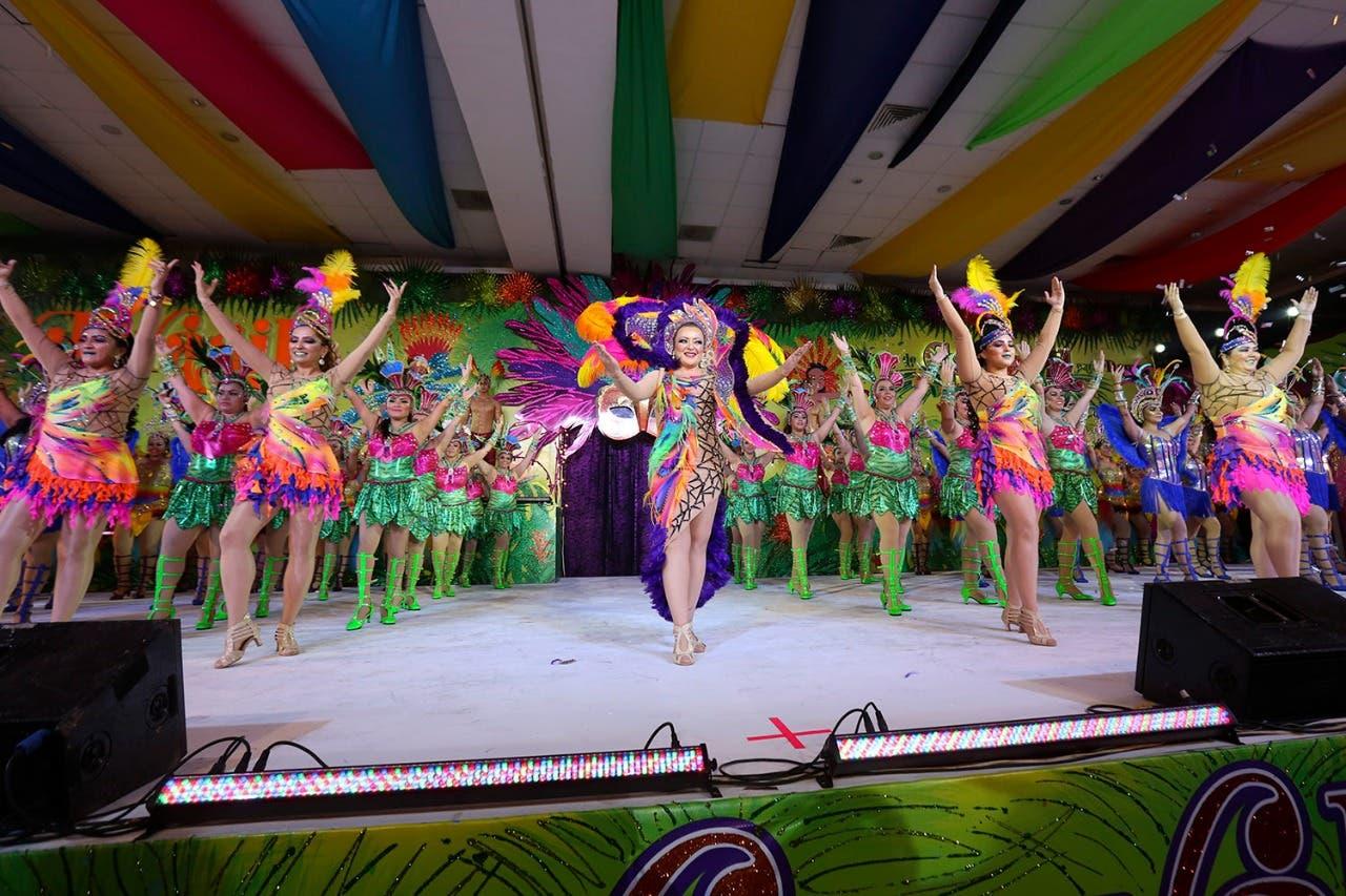 Arrancan las fiestas del carnaval de Chetumal