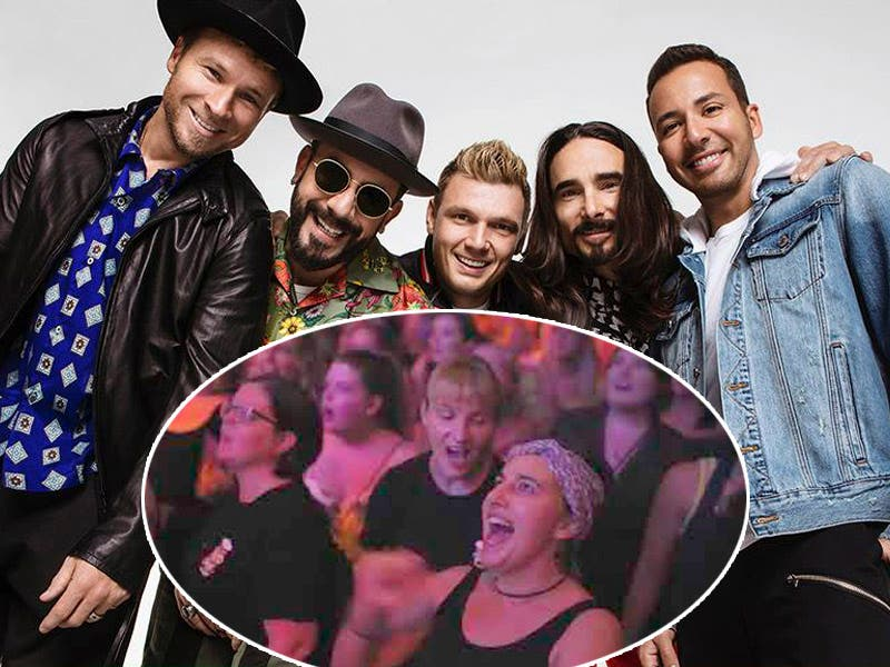 Video: 1500 desconocidos cantan al ritmo de los Backstreet Boys