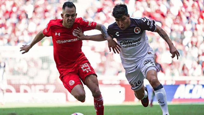 Liga MX: Previa y ver en vivo Xolos vs Toluca Jornada 5 Clausura 2019