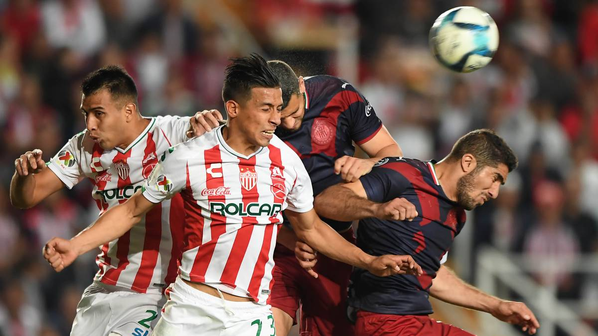 Liga MX: Necaxa y Chivas empatan 3-3 en la Jornada 6 del Clausura 2019