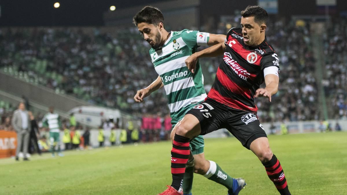 Liga MX: Santos y Xolos empatan en la Jornada 6 del Clausura 2019