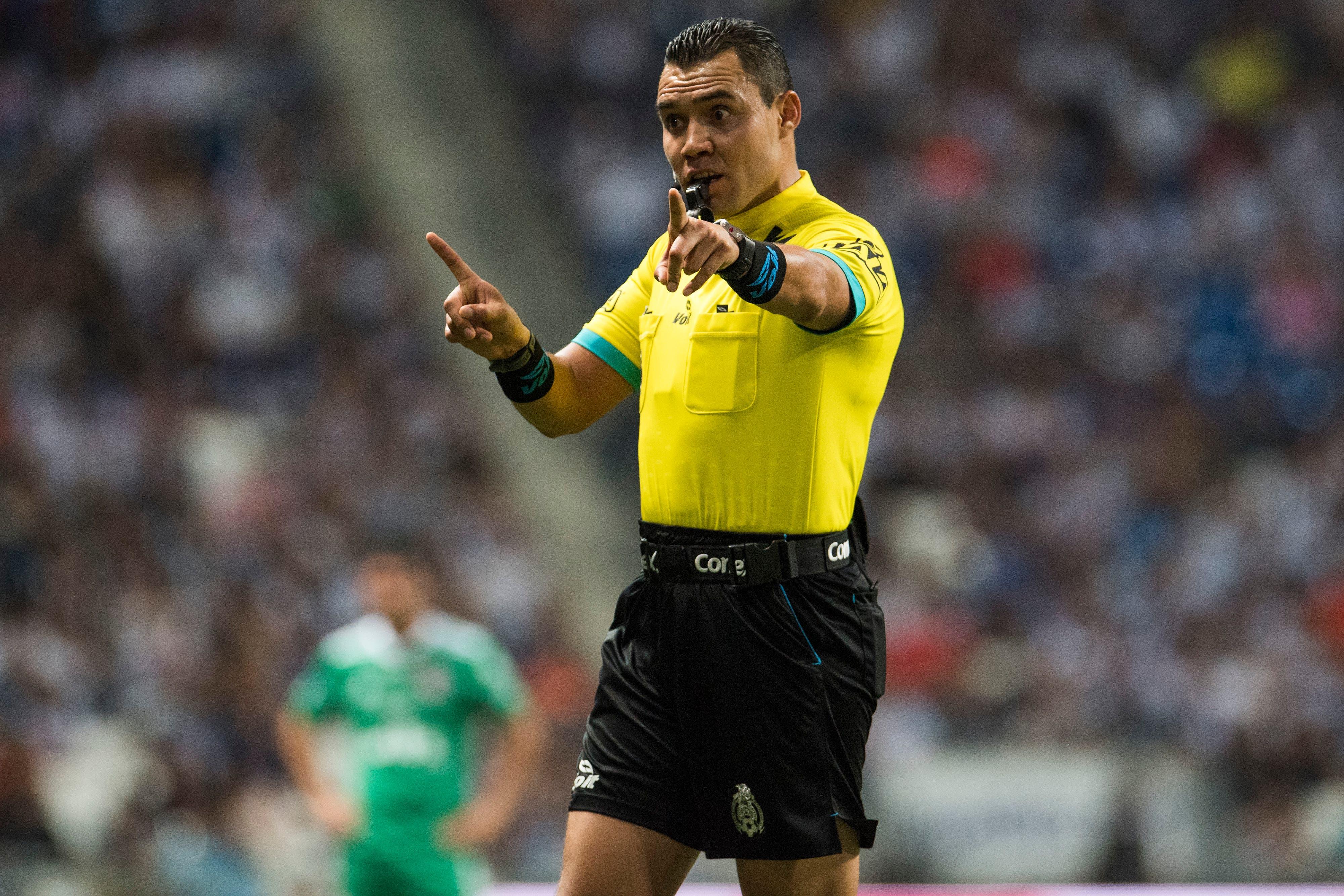 Liga MX: Los árbitros de la Jornada 8 del Clausura 2019