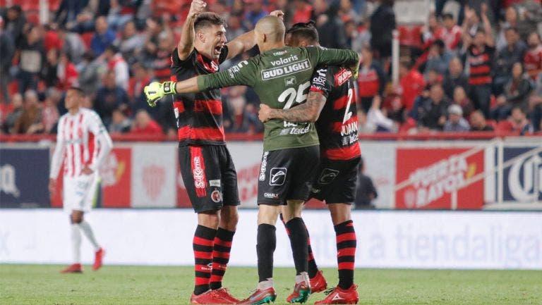 Liga MX: Xolos rescata el triunfo ante Necaxa en la Jornada 8 del Clausura 2019