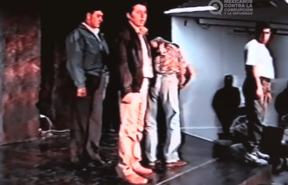 Mario Aburto Martínez, asesino confeso de Luis Donaldo Colosio, intenta explicar cómo para él fue imposible hacer un segundo disparo en contra del entonces candidato.