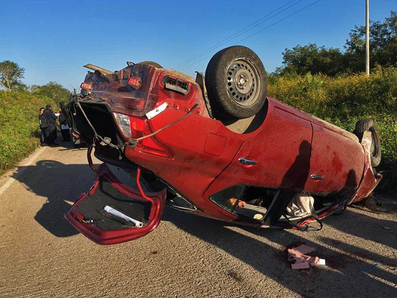 Accidente carretero 2