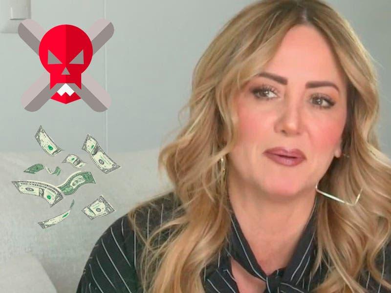 """Vídeo: Andrea Legarreta: """"Recibí amenazas de muerte por comentario del dólar"""""""