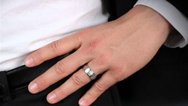 Supuestamente el hombre olvidó su anillo de compromiso en el hotel.