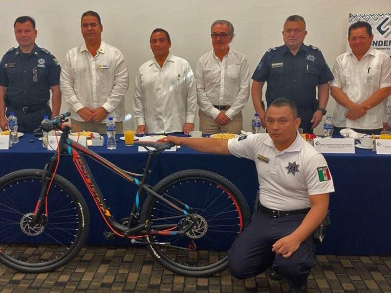 Policía Ciclísta