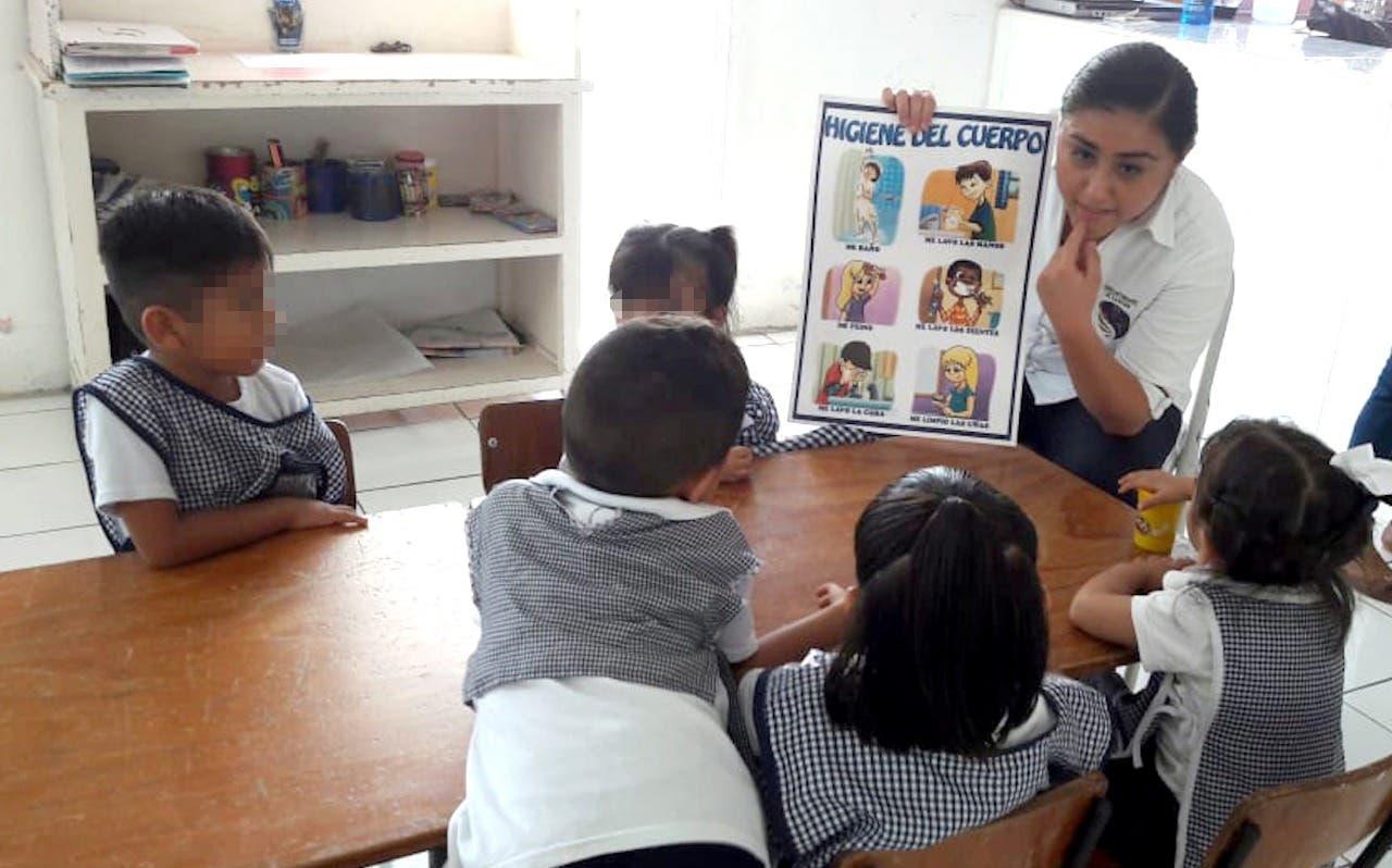 El DIF atiende a 172 niños a través de los distintos CADIS en Cancún
